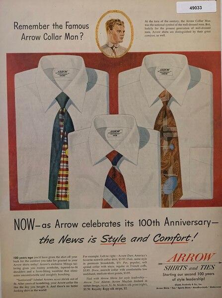 100 year anniversary Arro