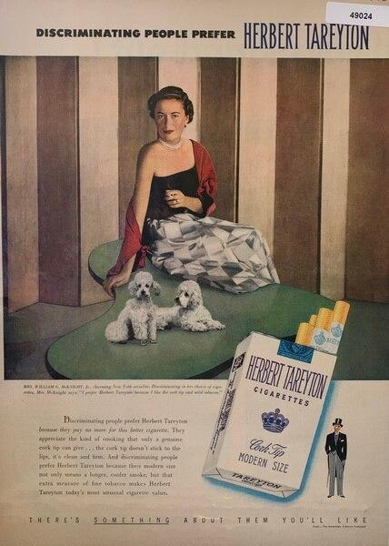 Herbert Tareyton Cigarett