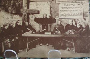 Convocation of Father Superior Religious PC