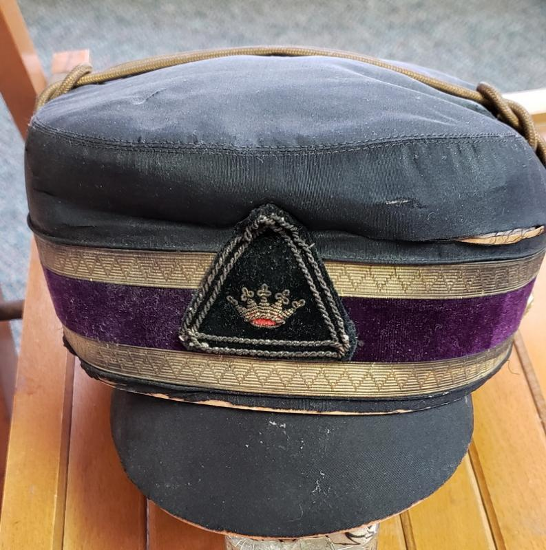 M.c.Lilley co hat, this hat