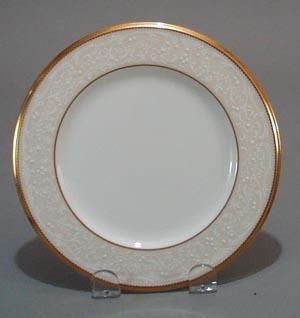 Noritake White Palace Bone China Bread and Butter Plate