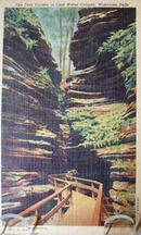 Fern Garden Cold Water Canyon Wis Dells PC
