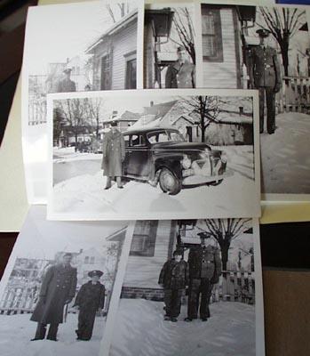 Pictures Father & Son WW 2 Photographs