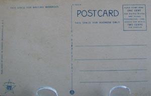 Public Library Schenectady NY Postcard