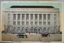 Public Library Cleveland Ohio Postcard