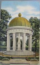 Tomb Andrew Jackson Postcard.