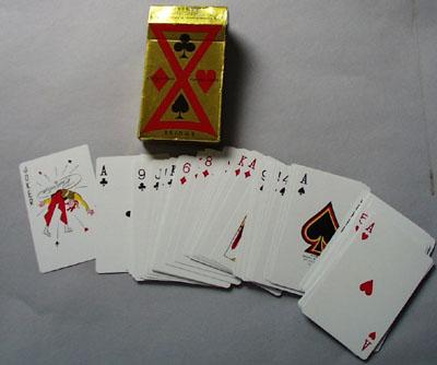 SLCC Deck of Cards. Nice older deck
