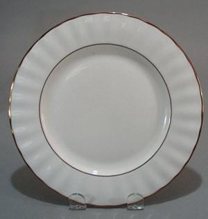 Gorham Grand Manor Gold Salad Plate.