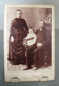 Mother, Father Baby Photograph