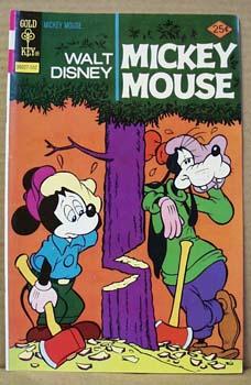 Gold Key Comic Mickey Mouse, Walt Disney