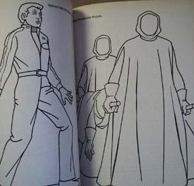 Walt Disney Black Hole Coloring Book