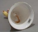 Towle Fine Bone China Bird Bell