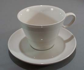 Franciscan Cloud Nine Cup and Saucer