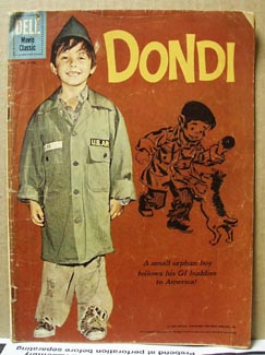 Dondi Comic 1960,