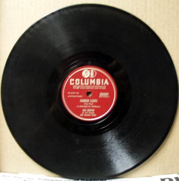 Columbia 78 rpm Josephine by Ken Griffin