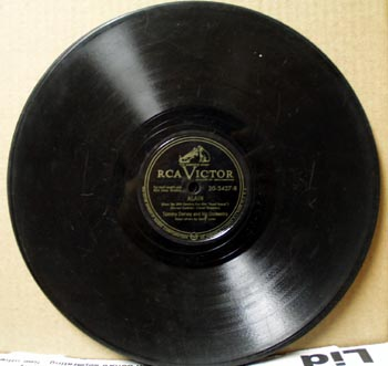 RCA victor 78 rpm Tommy Dorsey