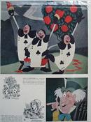 Disney Alice In Disneyland Article 1951