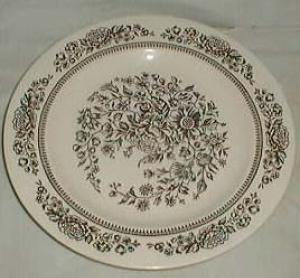 Royal Sussex Dinner Plate