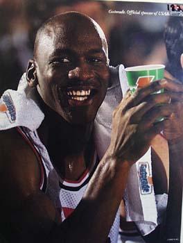Gatorade Michael Jordan Ad 1992