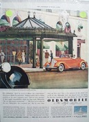 Oldsmobile Marvelous Car to Drive Ad 1023