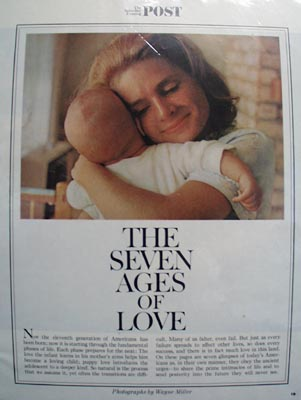 Seven Ages of Love Article 1967
