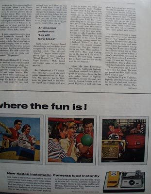 Kodak Where The Fun Is Ad 1966