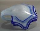 Cherokee Glass swan Basket.
