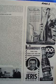 Nesbitts  California Orange 100 Percent Good Ad 1942