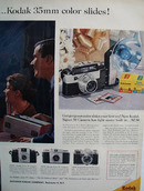 Kodak Turn On Happiest Moments Ad 1958