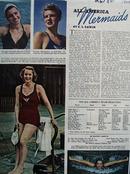 All American Mermaids Article 1944
