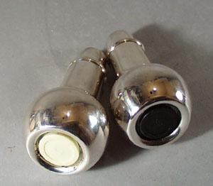 Silver Salt and pepper set