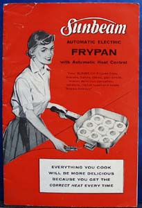 Sunbeam Automatic Frypan Guide