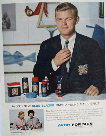 Avon Products Ad October 17, 1964