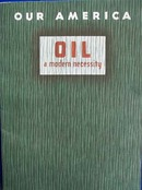 Oil a modern necessity childs sticker book1932