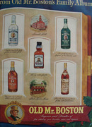 Old Mr. Boston Family Album 1947 Ad