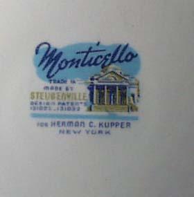 Steubenville Apple Blossom 20 piece set