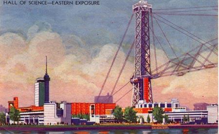 1933 Century of Progress postcard