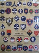 U.S. Armed Forces Arm Patches 1945 Article