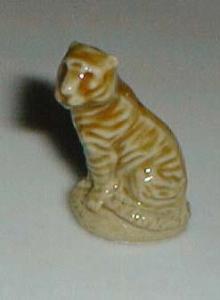 Wade Ware Animal Sitting tiger
