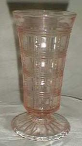 Imperial Beaded Block Juice Tumbler in Pink