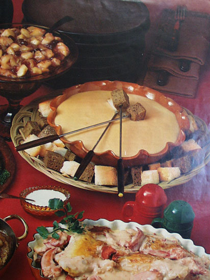 Stouffers Frozen Prepared Food 1970 Ad