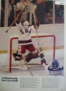 U.S. Hockey Team 1980 Article