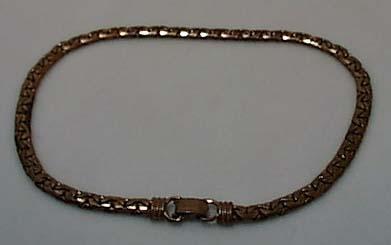 Coro Gold Color Chain Necklace