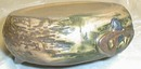 Roseville Imperial Handled low bowl