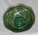 Carnival Glass Imperial Scroll Embossed  Bowl