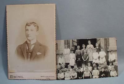 1900's Walkerton IN Memorabilia  5 Items
