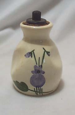 Desert Violet Perfume bottle, England