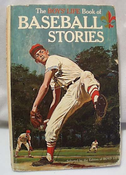 Boys Life Baseball Stories by Boys Life Mag