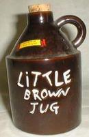 Little Brown Souvenir of West Virginia Jug