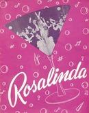 Rosalinda opera, program